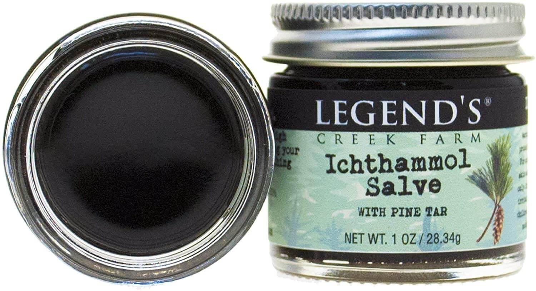 Legend's Ichthammol Salves