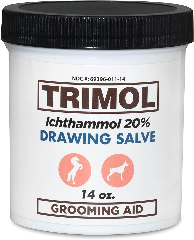 TRIMOL Ichthammol Ointment