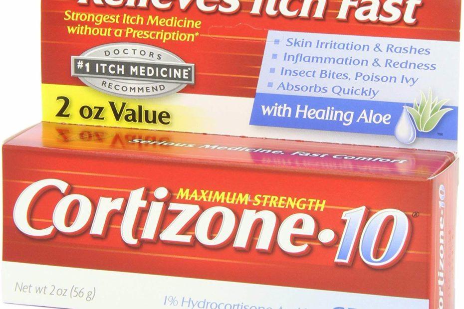Cortizone-10 Maximum Strength
