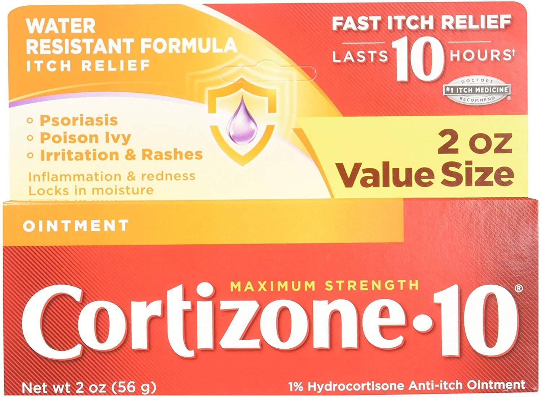 Cortizone 10 Maximum Strength Ointment