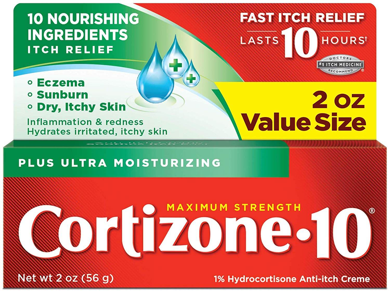 Cortizone-10 Plus Ultra Moisturizing Cream