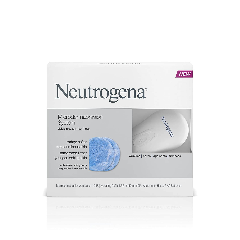 Neutrogena Microdermabrasion Starter Kit