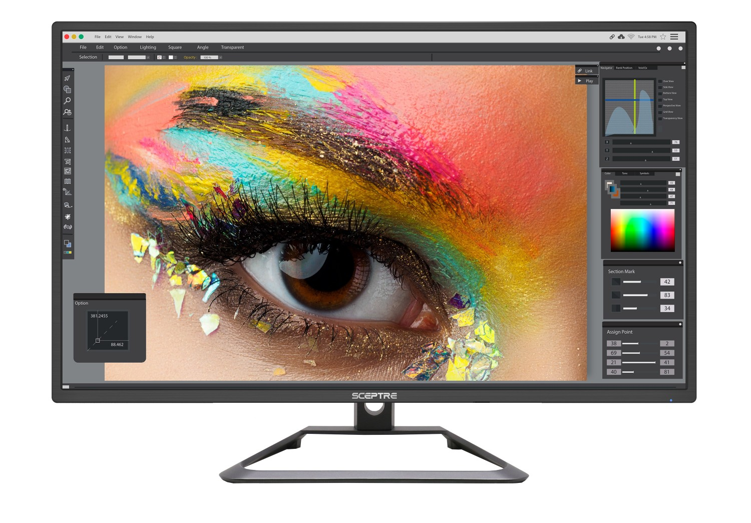 The impeccable 4k monitor are they worth it