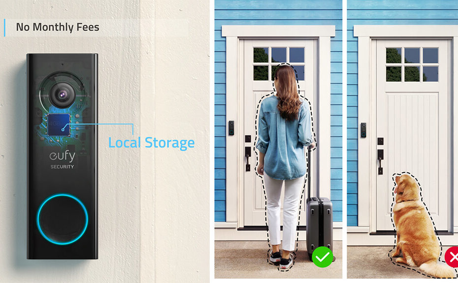 Video Doorbells Without Subscription Fee